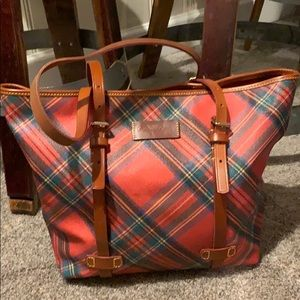 Dooney & Bourke Plaid Handbag